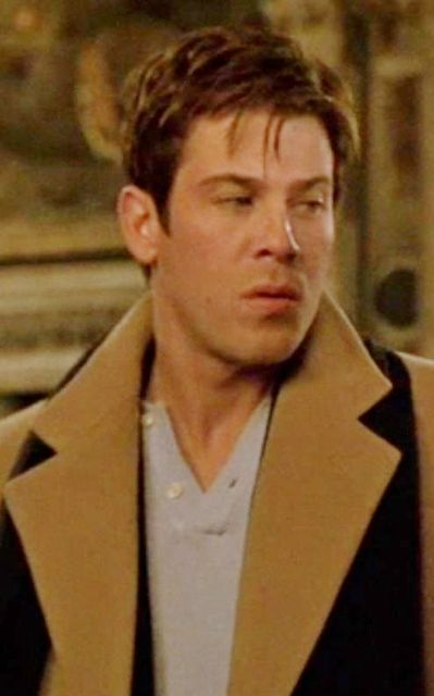 Just Married.... with Christian Kane ...screen caps by mary e brewer ... .. ...........