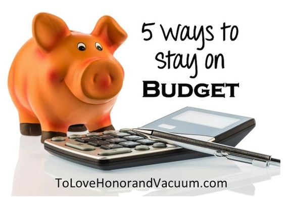 5 Daily Reminders To Help You Keep on Budget
