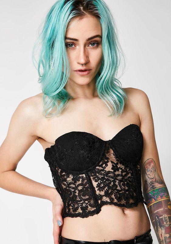 https://www.dollskill.com/lace-bustier-black.html