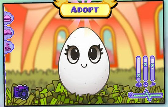 Adopt An Animal Online Free Virtual Pet Sites Classroom Pets Virtual Pet Eggs For Baby