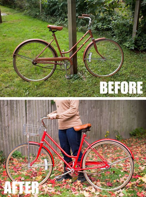 Charming Paint For Bikes Best Spray Paint Part - 5: The Best Way To Spray Paint A Bike | Bici | Pinterest | Spray Painting,  Sprays And Bicycling