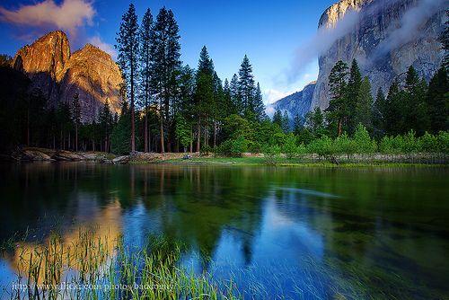 Good Morning Yosemite CA