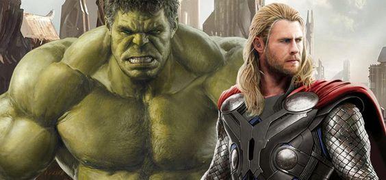 Thor: Ragnarok – Filme pode adaptar história importante do Hulk!
