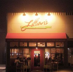 Lillian's Italian Kitchen - a great place to grab a dinner