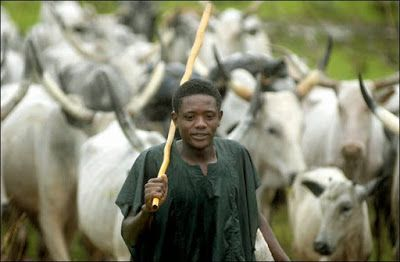 Welcome to Muoghalu Ebere Favour's Blog: Fulani herdsmen should vacate our land - Obiaruku ...