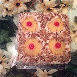 Pineapple Upside-Down Cake III Allrecipes.com