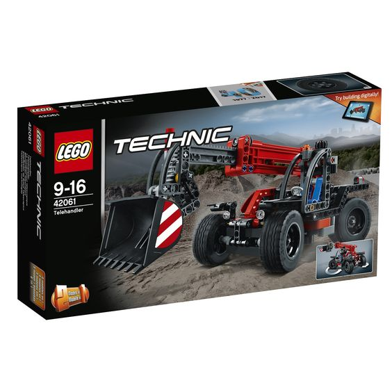 LEGO Technic Telekoplader