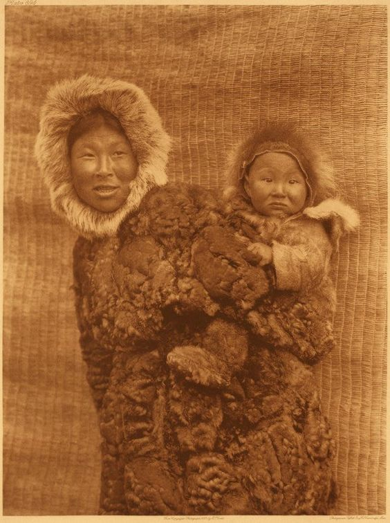 From one of my favorite photographers -- Edward Curtis: