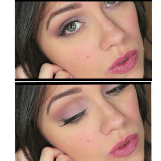 #makeup #romantic #RosyMcmichael
