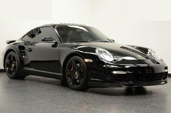 porsche 997.1 turbo -black   Porsche Turbo!   Pinterest   Porsche and