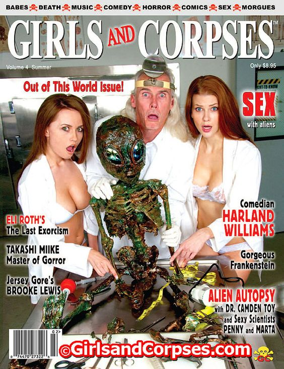 Girls & Corpses #11