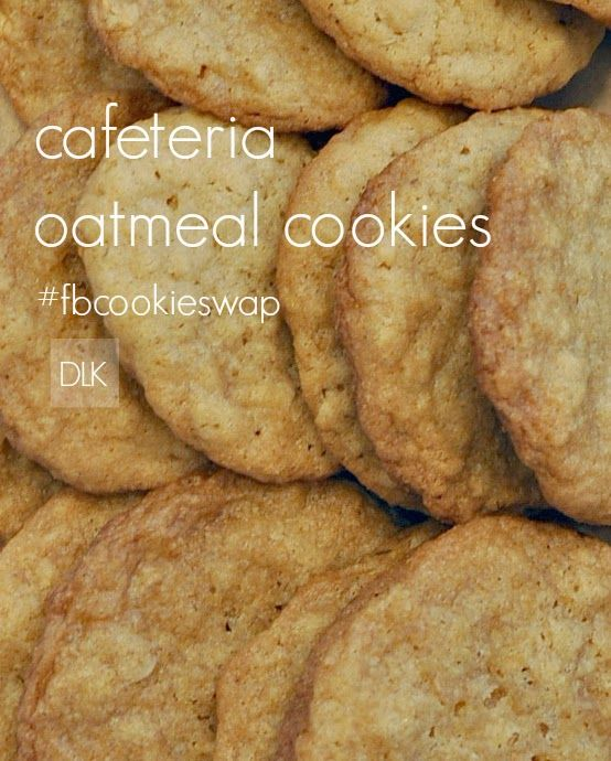 Cookie Recipes Best Oatmeal And Swap On Pinterest