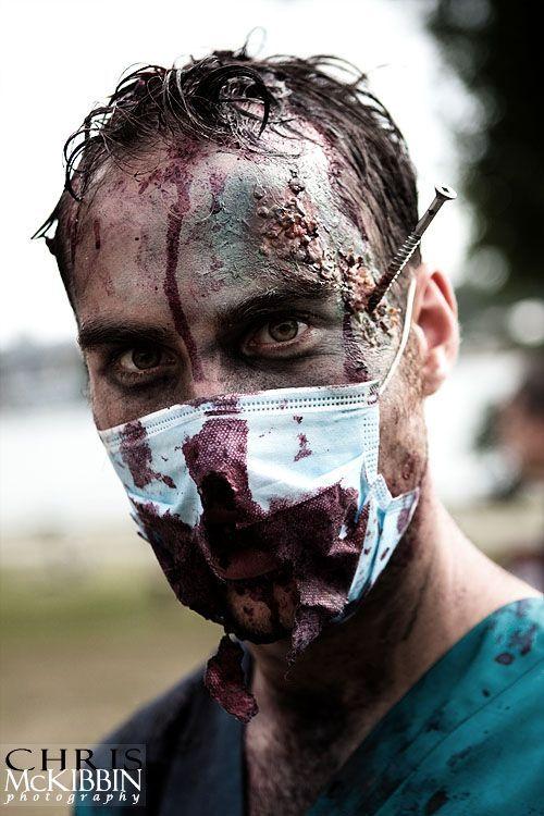 Maquillaje Para Halloween Para Hombre varsoviaco