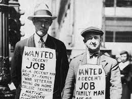 This is a picture from the Great Depression, I believe that its relative to our story not just because of the story itself, but because it accurately portrays the way of life for George and Lennie. Through the story, it talks about the desperation for jobs and how hard it is to get eve n a low paying one, these two men in the picture above I believe represent that struggle for economical security in their lives