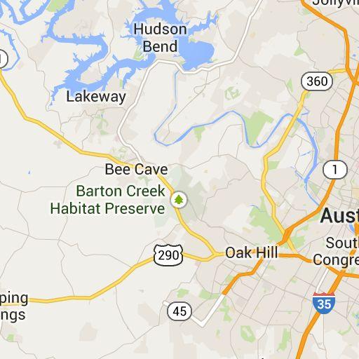 Austin Food Trucks Map Truxmap Austin Texas