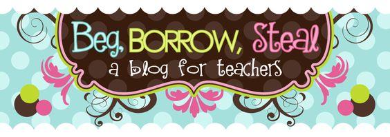 Beg, Borrow, Steal: www.mchaffiek.blo...