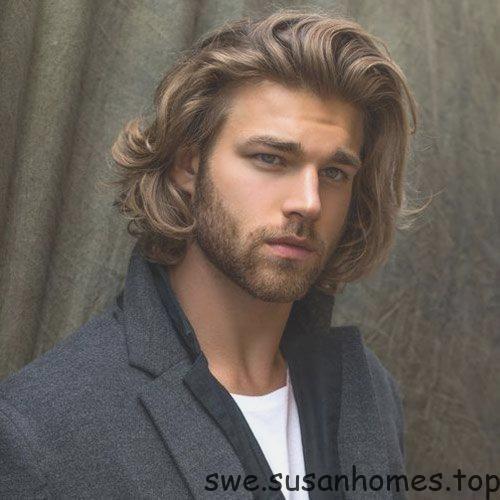 långt hår kille tips