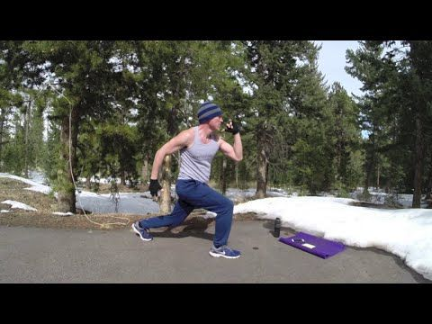 15 Min Bodyweight Cardio w/ Sean Vigue - HASfit Bodyweight Workout - Body Weight Exercises - YouTube