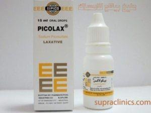 دواء ملين بيكو Picolax افضل علاج للامساك سريع المفعول للاطفال Laxatives Hand Soap Bottle Soap Bottle