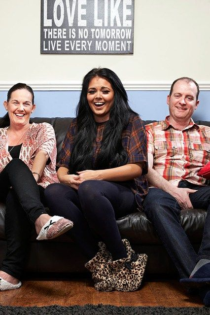 The Gogglebox Families: Away From The Telly