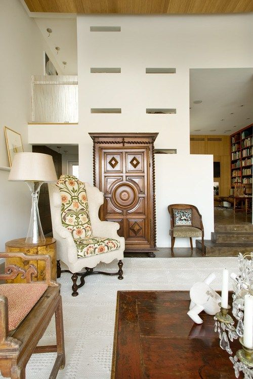 5 Ideas Wingback Chair Decoration Ideas You Must Know Eclectic Living Room Rustic Living Room Colors Living Room Colors #wingback #chairs #for #living #room
