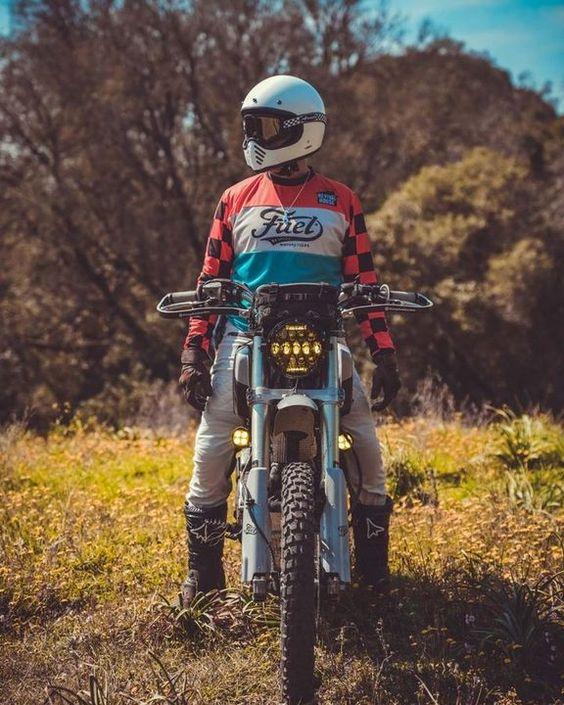 Fuel Desert Race Enduro Motorbike Motorcycle Jersey