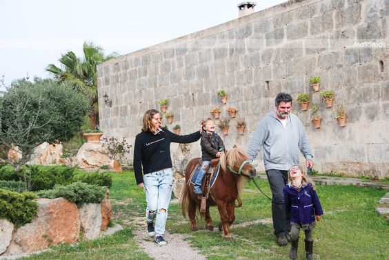 Mallorca cpn niños -- Mallorkids