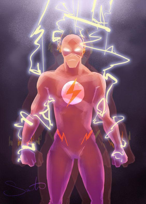 Flash by samanthadoodles.deviantart.com on @deviantART