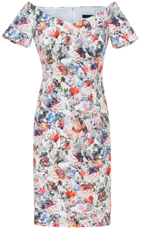 Zara Floral Print Dress, £39.99