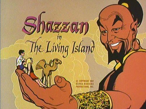 Shazzan, Hanna Barbera, 1967: