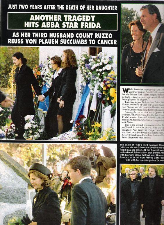 Ruzzos funeral, 1999