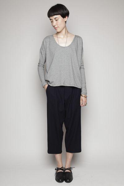 Yohji Yamamoto - Wide Pants