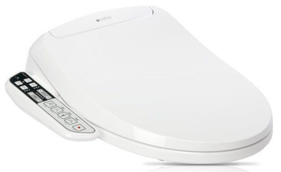 Lotus Hygiene Systems Heated Toilet Seat
