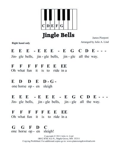 Violin violin tabs jingle bells : Jingle bells, Piano and Le'veon bell on Pinterest