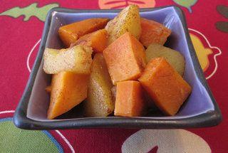 Sweet Potato & Apple Casserole — Punchfork