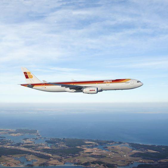 Uno de nuestros Airbus A-330