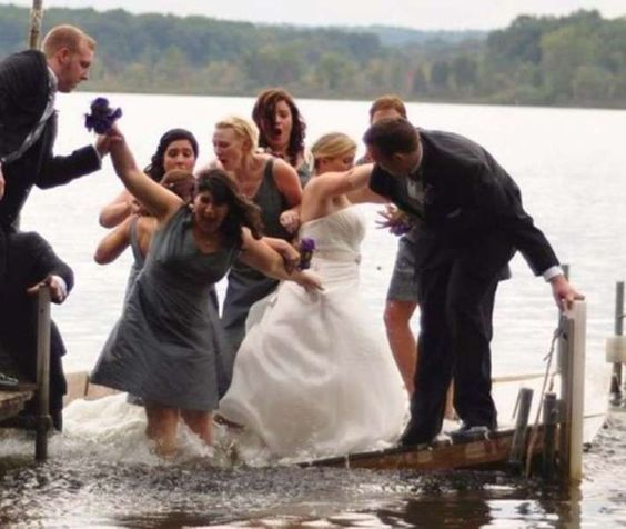 weddings gone wrong