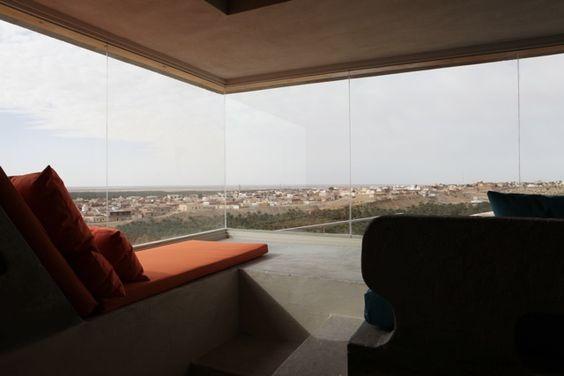 matali crasset, Dar Hi, Nefta, Tunisie