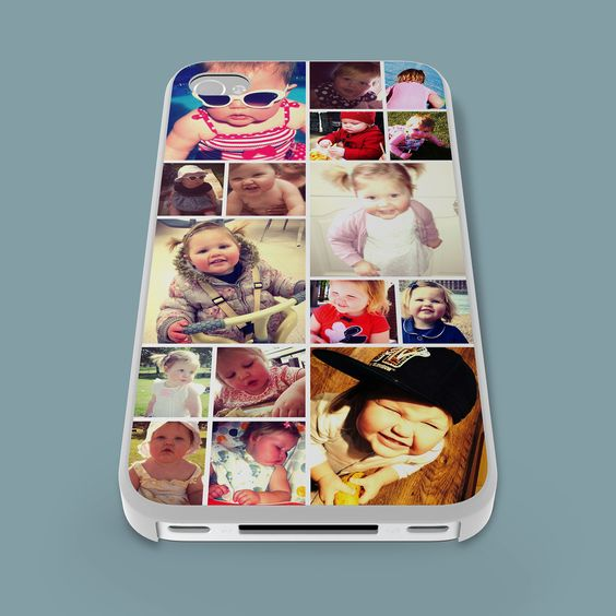 Image of Personalised Instagram/Photo Montage iPhone Case