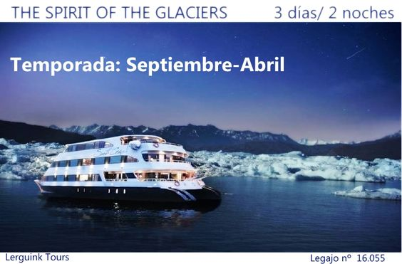 The Spirit of the Glaciers