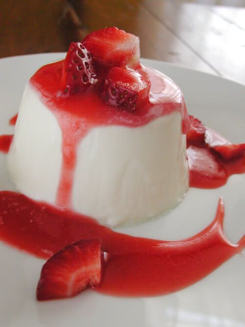 Buttermilk Panna Cotta Recipe Dessert Recipes Delicious Desserts Panna Cotta