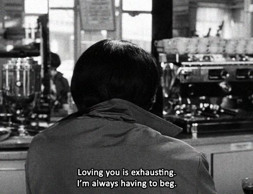loving you is exhausting...