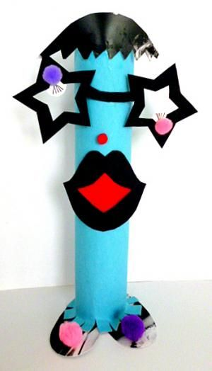 clowns aus dosen als partygeschenke fasching basteln meine enkel und ich fasching. Black Bedroom Furniture Sets. Home Design Ideas