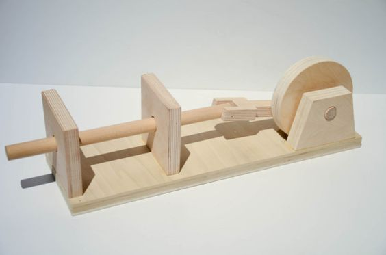Rotary to linear motion. | Beautiful Toys | Pinterest ...