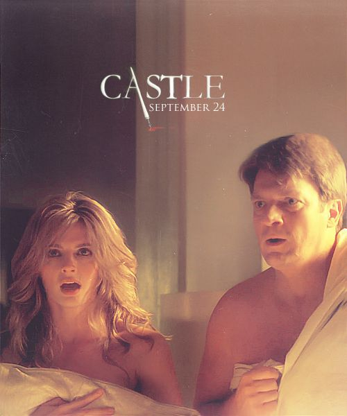 Castle Season 5 LMAO they were going to do it for the 4th time Dude stuck her in the closet after she did the thing......if u didn't answer Alexis' calls Don't you have a lock on that door And You should revoked Mom's key