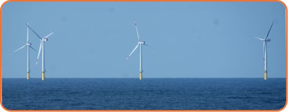 Borkum West II Offshore Wind Farm will be supported by tripod - wind turbine repair sample resume