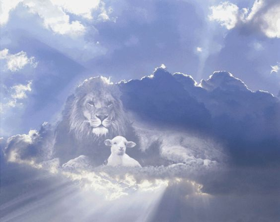 Christian Lion and Lamb Pictures | That I may know him, and the power of his resurrection, and the ...