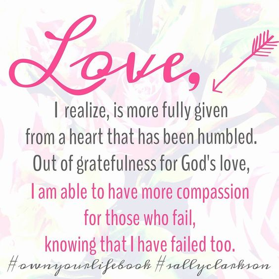 Nothing can separate us from God's love.   Focus on whst He thinks about us, not what others think