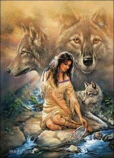 Native American Artists Paintings | Native American Art: