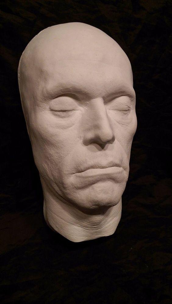 "Willem Dafoe Life Mask Life Cast "" Spider Man""""Platoon"" Very RARE Hard to Find | eBay"